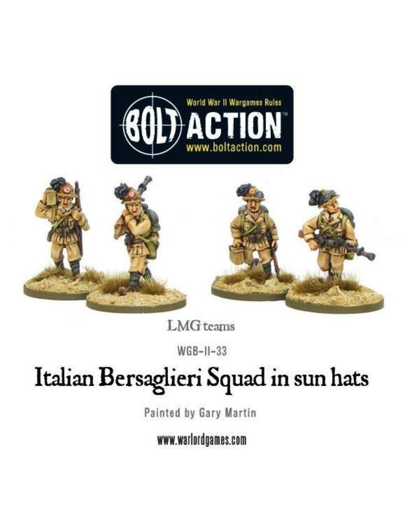 Bolt Action BA Italian Army: Bersaglieri Infantry