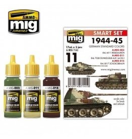AMMO: of Mig Jimenez DIRECT A.MIG-7141 Acrylic Color Sets 3 pcs