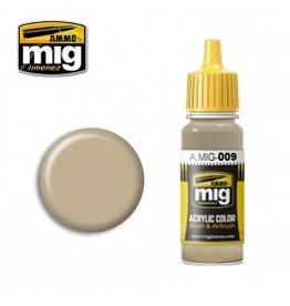 AMMO: of Mig Jimenez DIRECT A.MIG-009 Acrylic Colors Individual 17ml