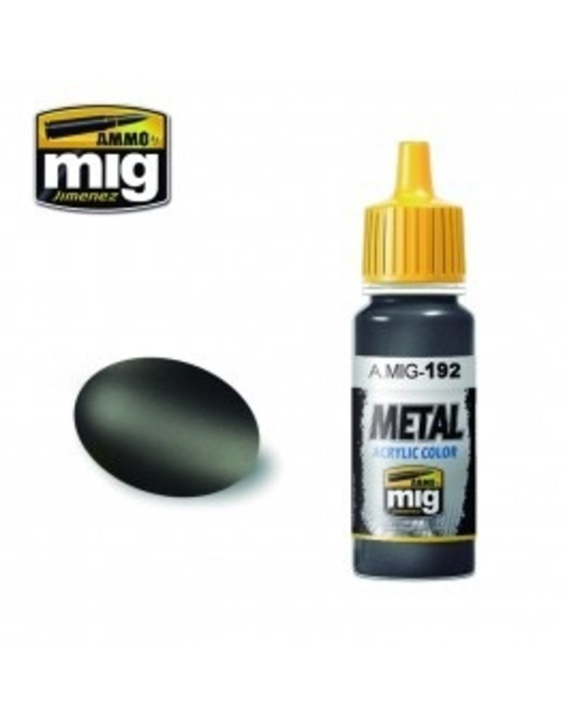 AMMO: of Mig Jimenez A.MIG-0192 POLISHED METAL