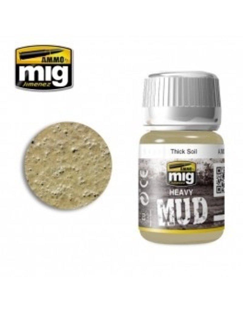 AMMO: of Mig Jimenez A.MIG-1701 THICK SOIL