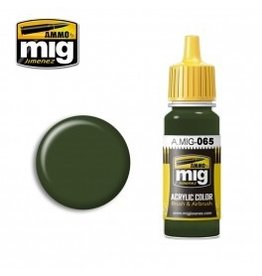 AMMO: of Mig Jimenez A.MIG-065 FOREST GREEN