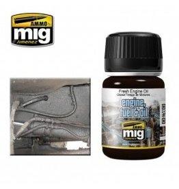 AMMO: of Mig Jimenez A.MIG-1408 FRESH ENGINE OIL