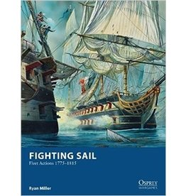 Osprey Fighting Sail Fleet Actions 1775-1815