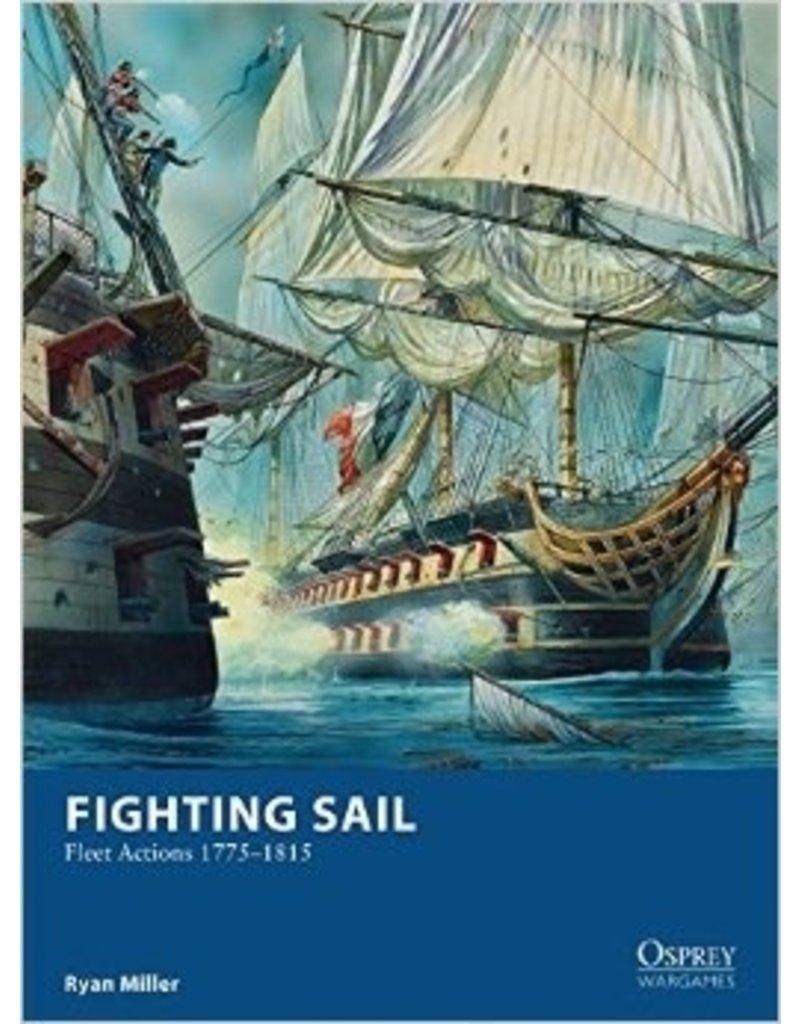 Osprey Fighting Sail Fleet Actions 1775-1815