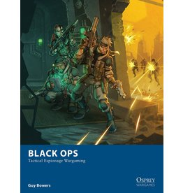 Osprey Black Ops: Tactical Espionage Wargaming