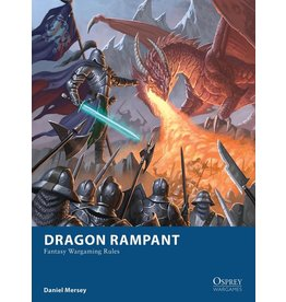 Osprey Dragon Rampant: Fantasy Wargaming Rules