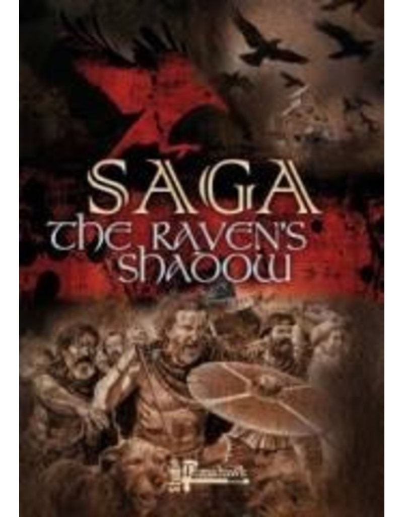 Gripping Beast SAGA: Raven's Shadow