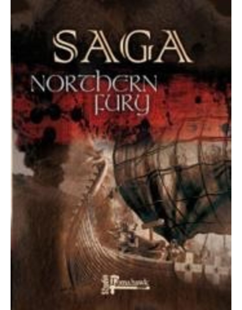 Gripping Beast SAGA: Northern Fury