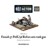 Bolt Action Finnish 37 PstK/36 Bofors anti-tank gun