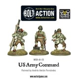 Bolt Action BA American Army: US Command