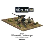 "Bolt Action BA American Army: M5 3"" Anti-Tank Gun"
