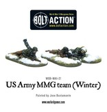 Bolt Action BA American Army: US Army MMG Team (Winter)