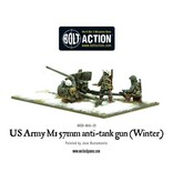 Bolt Action BA American Army: 57mm Anti-Tank Gun M1 (Winter)