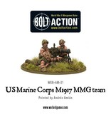 Bolt Action BA American Army: USMC M1917 MMG Team