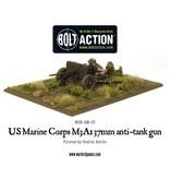 Bolt Action BA American Army: USMC M3A1 37mm Anti-Tank Gun
