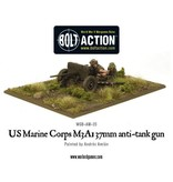 Bolt Action BA American Army: USMC M3A1 37mm Anti-Tank Gun