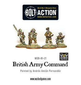 Bolt Action BA British Army: Command (4)
