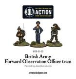 Bolt Action BA British Army: Forward Observer Team