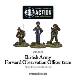 Bolt Action BA British Army: Forward Observer Team