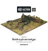 Bolt Action BA British Army: 17 pdr Anti-tank Gun