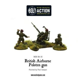 Bolt Action BA British Army: Airborne Polsten Gun