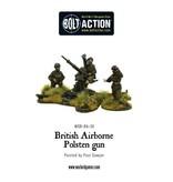 Bolt Action BA British Army: Airborne Polsten Gun