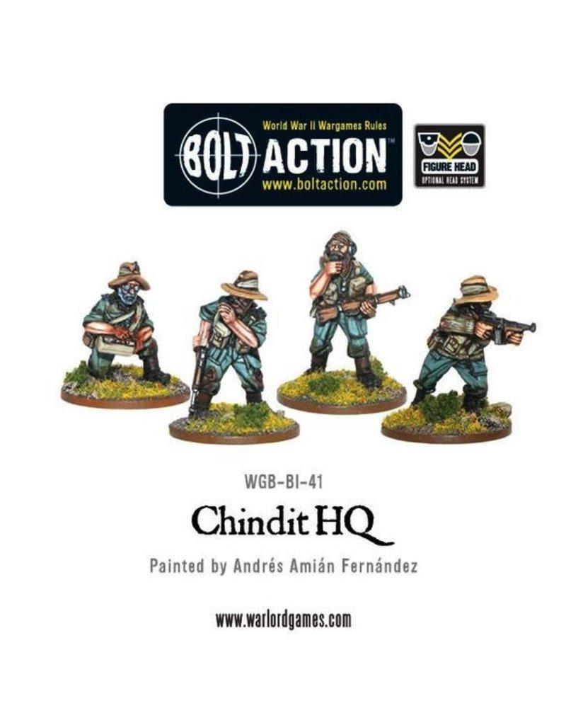 Bolt Action BA British Army: Chindit Command (4)