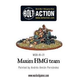 Bolt Action BA Soviet Army: Maxim HMG Crew