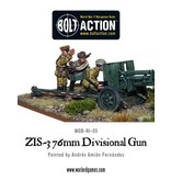 Bolt Action BA Soviet Army: Zis 3 Gun