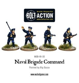 Bolt Action BA Soviet Army: Naval Brigade Command (4)
