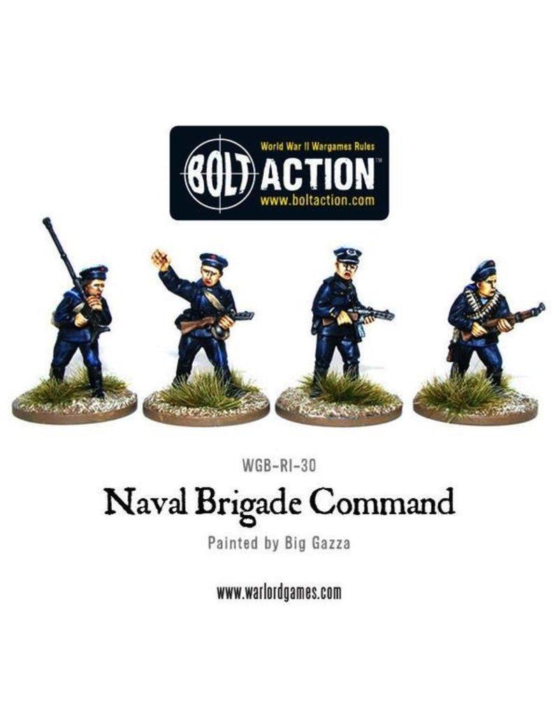 Bolt Action BA Soviet Army: Naval Brigade Command (4)