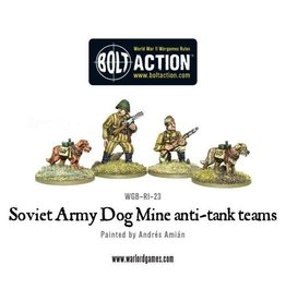 Bolt Action BA Soviet Army: Anti-Tank Dog Teams
