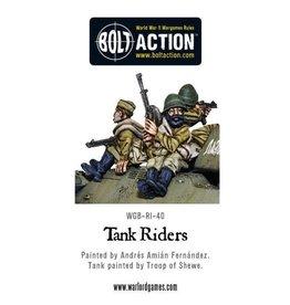 Bolt Action BA Soviet Army: Tank Riders (4)