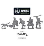 Bolt Action BA Polish Army: HQ