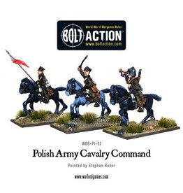 Bolt Action BA Polish Army: Cavalry Command