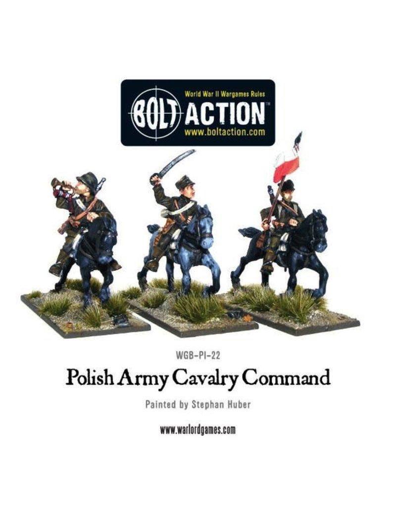 Bolt Action BA Polish Army: Cavalry Command