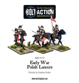 Bolt Action BA Polish Army: Cavalrymen