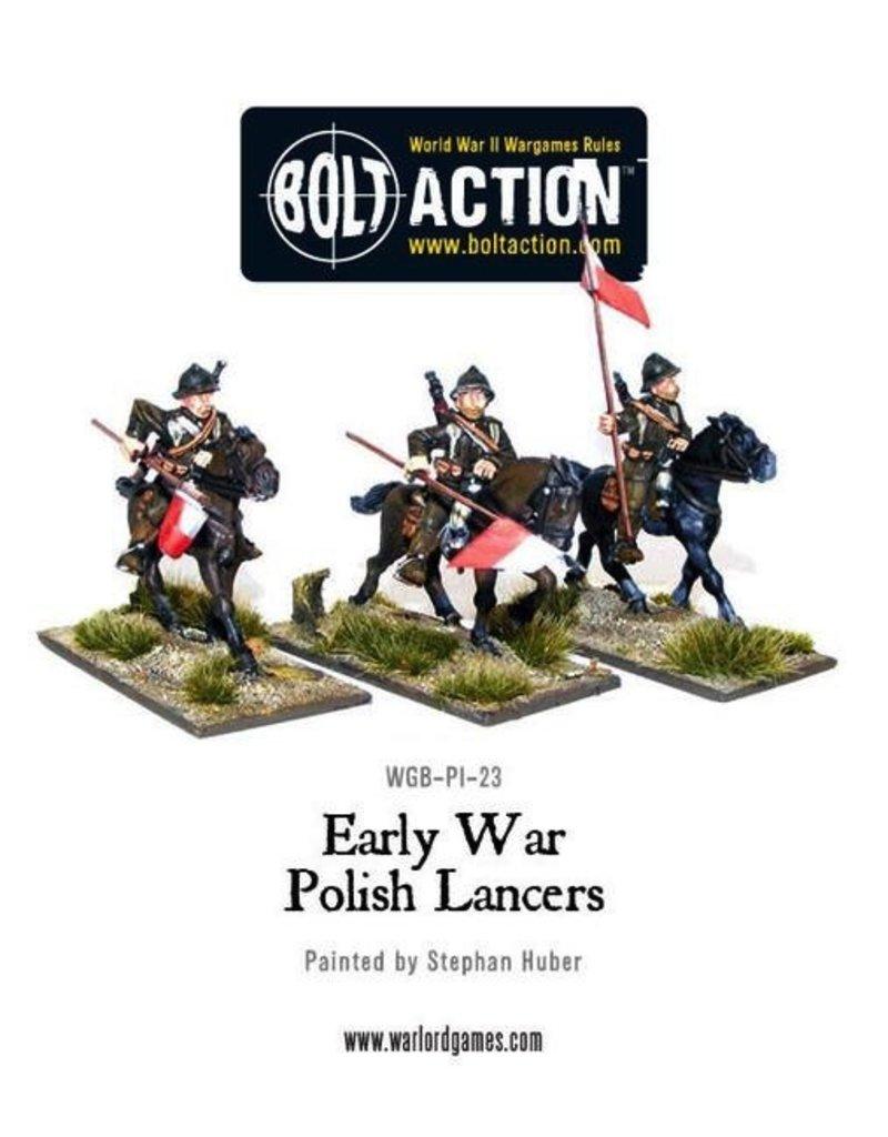Bolt Action BA Polish Army: Cavalrymen