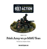 Bolt Action BA Polish Army: wz.30 MMG
