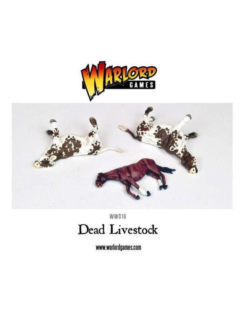 Warlord Games Dead Livestock