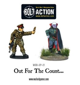 Warlord Games Out for the CountÉ (German Vamphyr & British Vamphyr Hunter)