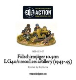 Bolt Action BA German Army: Fallschirmjager 10.5cm LG40/1 Recoilless Artillery