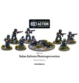Bolt Action BA Italian Army: Airborne Paratroopers Section