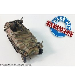 Rubicon Models 28mm Rubicon Models: SdKfz 251/16 Ausf C/D EXPANSIONT KIT ONLY