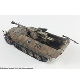 Rubicon Models 28mm Rubicon Models: SdKfz 251/22 Ausf D EXPANSIONT KIT ONLY