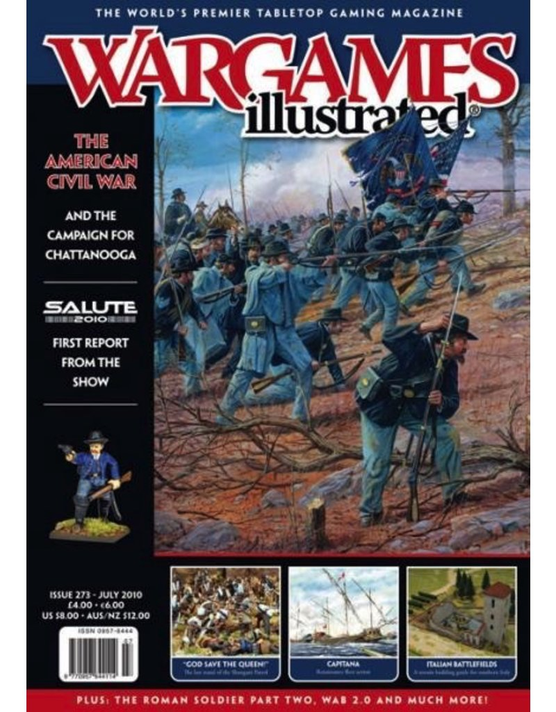 Wargames Illustrated Wargames Illustrated: Issue 273: July 2010