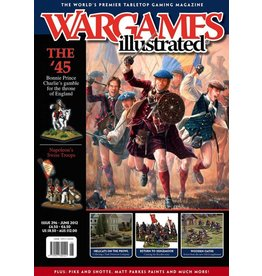 Wargames Illustrated Wargames Illustrated: Issue 296: June 2012