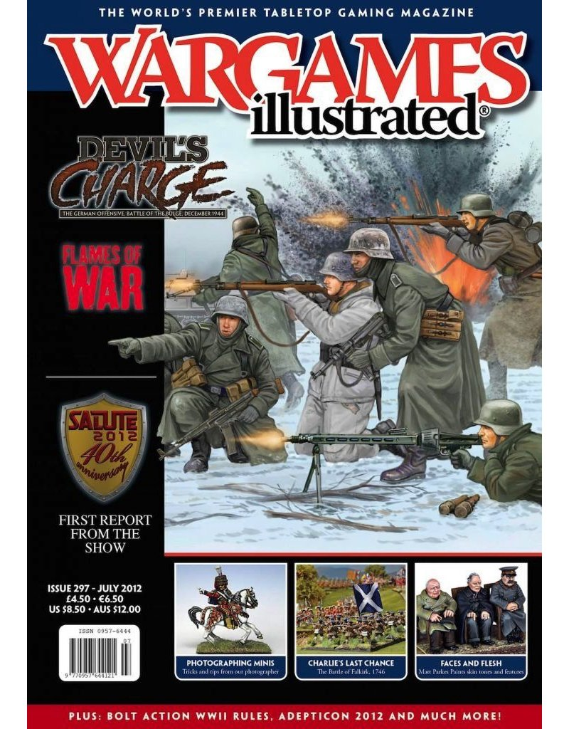 Wargames Illustrated Wargames Illustrated: Issue 297: July 2012