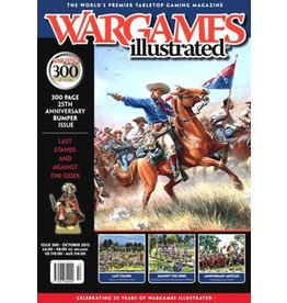 Wargames Illustrated Wargames Illustrated: Issue 300: October 2012